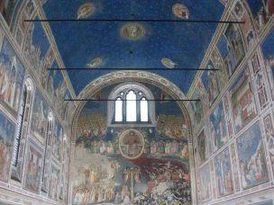 Cappella degli Scrovegni, Padova