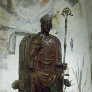 Estatua de San Zeno