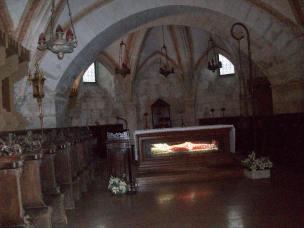 Cripta de San Zeno