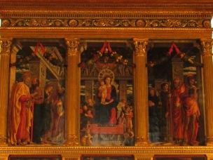Retablo de Mantegna